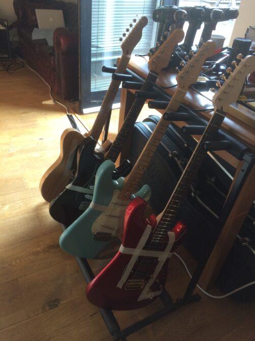 Guitar Build Course