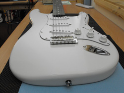 Weekend Guitar Building Course