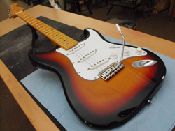 Electric Guitar Building Course